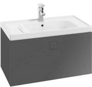 nowoczesna szafka z umywalką
