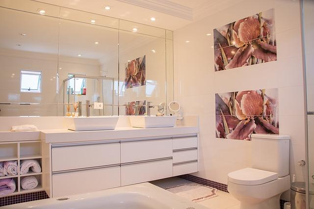 Łazienka w jakim kolorze?