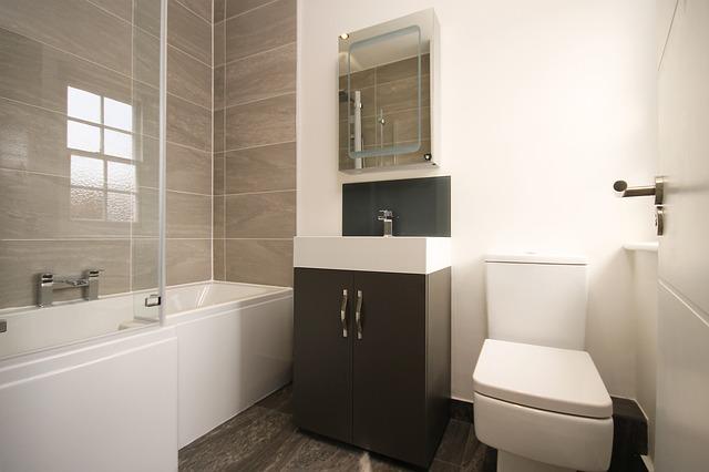 Minimalistyczna łazienka – czyli jaka?